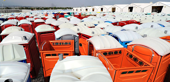 Champion Portable Toilets in Kalamazoo, MI